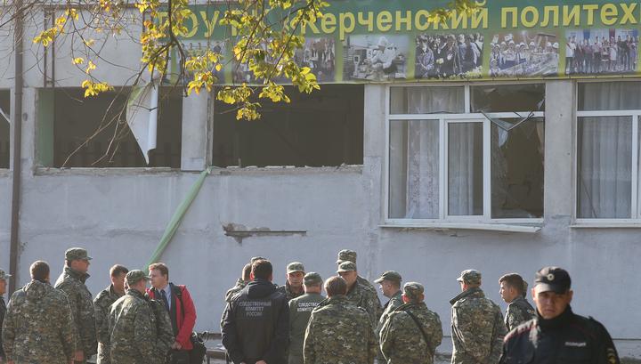 Число погибших в керченском колледже увеличилось до 21 человека