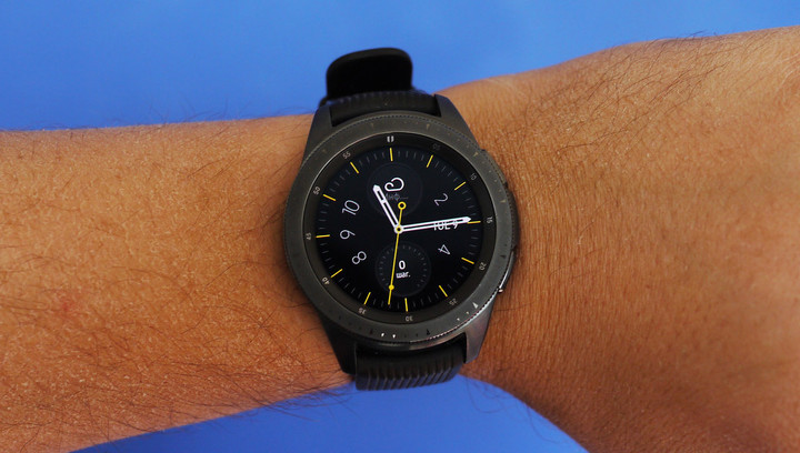 Обзор смарт-часов Samsung Galaxy Watch: обаяние классики