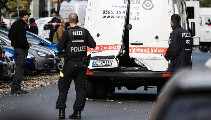Спецоперация в Германии: двое убиты, двое ранены