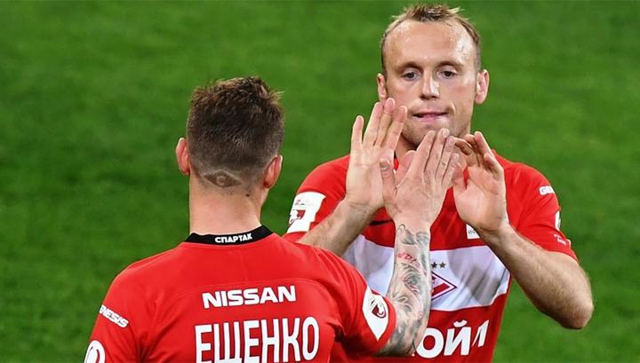Глушаков и Ещенко вернулись в основу