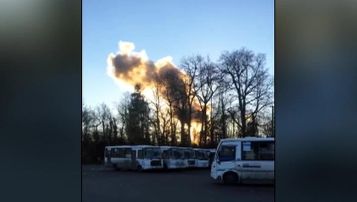 Взрыв в Гатчине: двое погибших, столько же раненых
