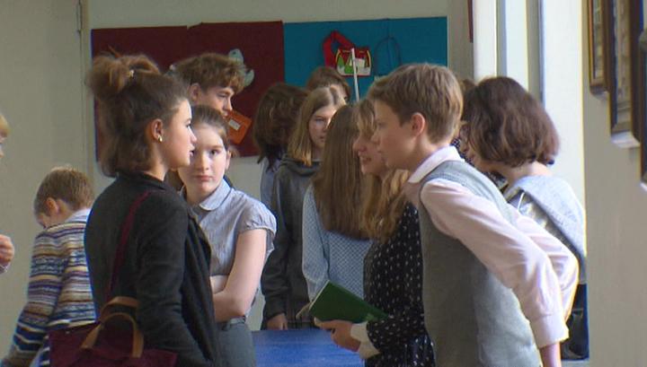 25 лет отметила московская гимназия с преподаванием древнегреческого и латыни