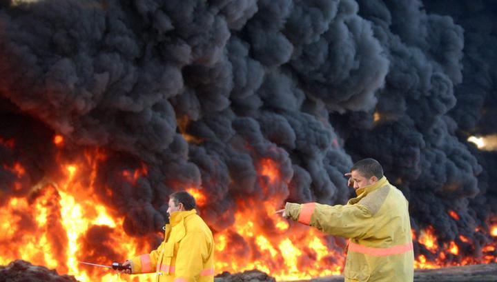 В Колумбии неизвестные взорвали бомбу на нефтепроводе канадской компании