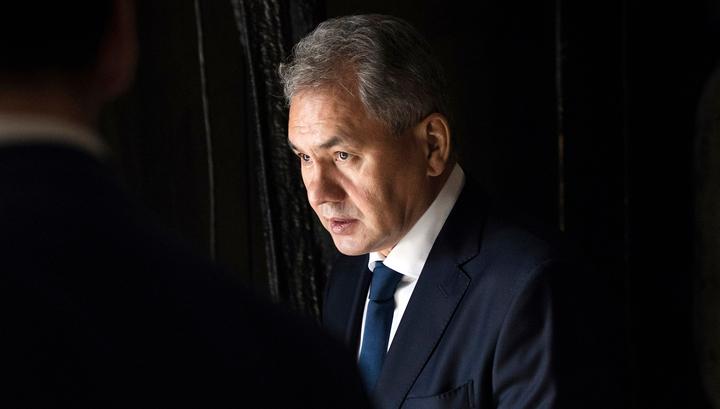 Сергей Шойгу встретится с молдавским президентом