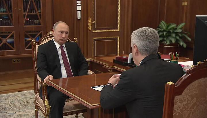 Путин: юридически Севастополь всегда был в составе России