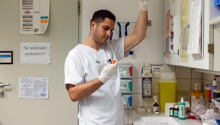 В Германии 12 человек заразились гепатитом С после операций в больнице