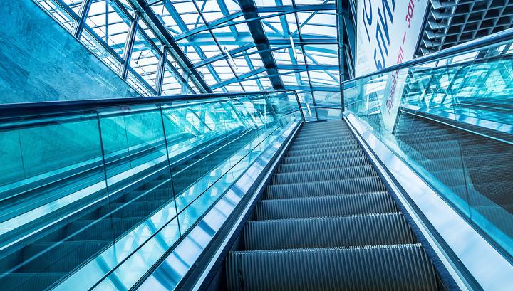 В торговом центре в Чертанове обрушился эскалатор