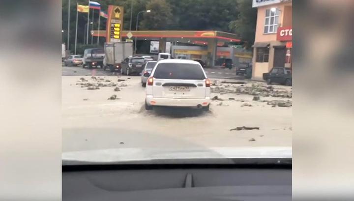 Наводнение на Кубани: погибли 2 человека, один пропал без вести