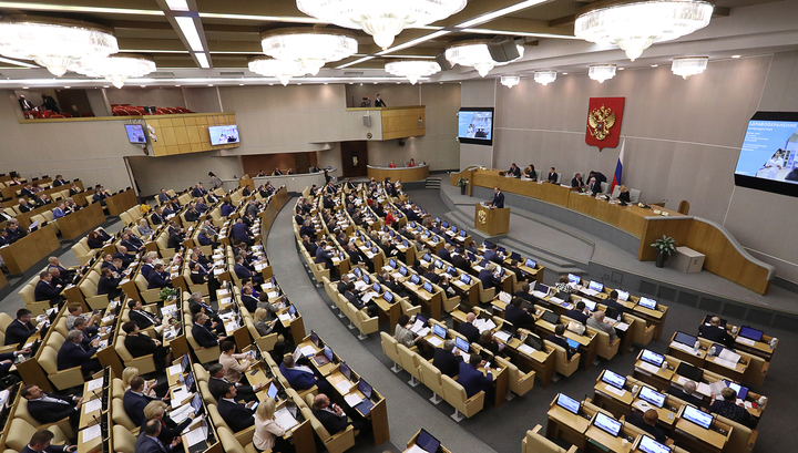 На усмотрение кабмина: Госдума проголосовала за санкции против Грузии