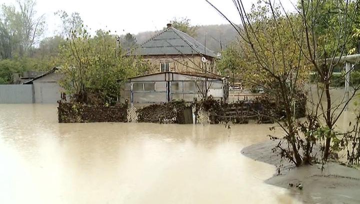 Наводнение на Кубани стало самым масштабным за последние 30 лет