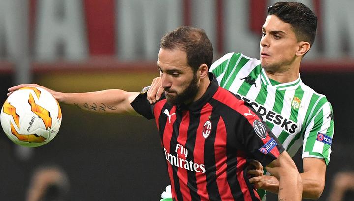 Милан г. иваново футбол