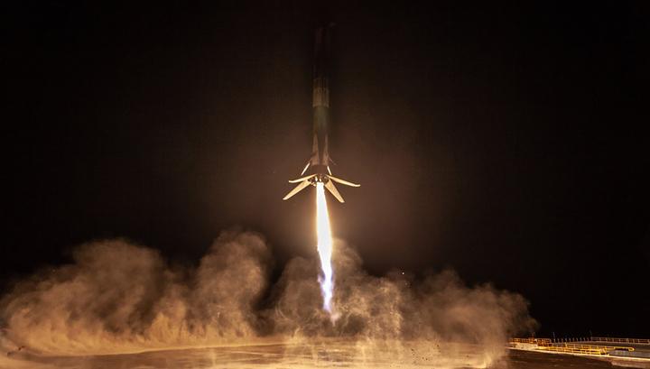 SpaceX планирует взять кредит в размере 500 миллионов долларов