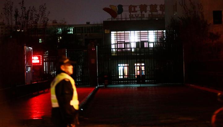 Нападение на воспитанников детского сада в Китае: есть пострадавшие