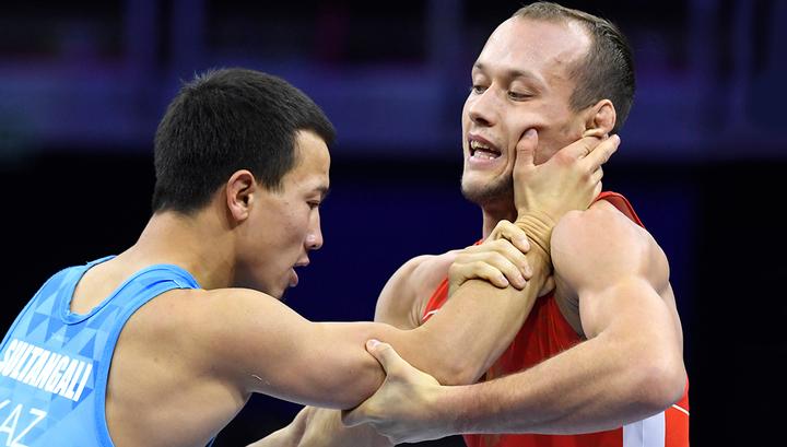 Борьба. Емелин и Сурков выиграли золото чемпионата мира