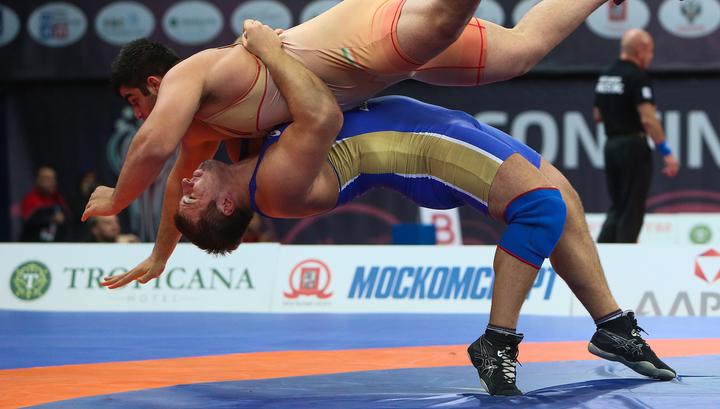 Сборная России по борьбе с рекордом выиграла медальный зачет чемпионата мира