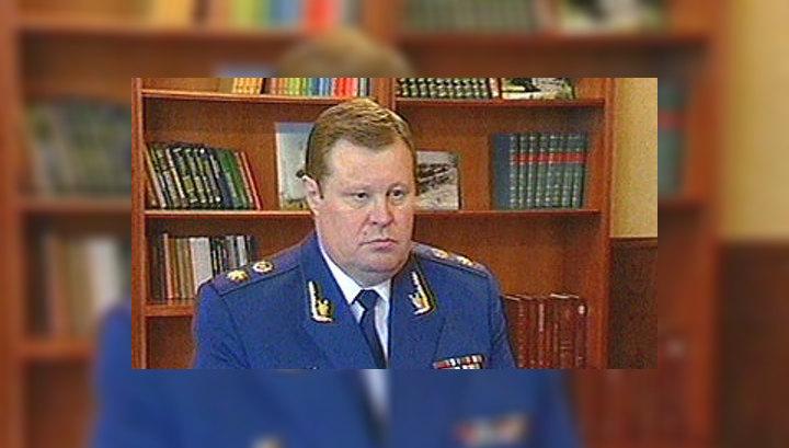 Генеральный прокурор России Владимир Устинов