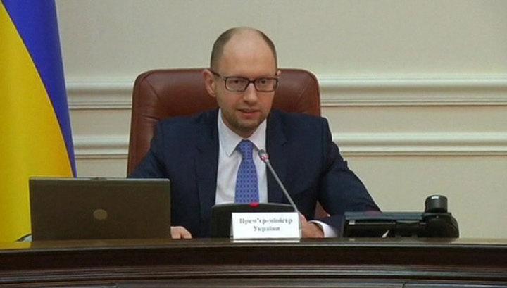 Бывший премьер Украины Яценюк может сесть в тюрьму