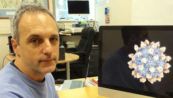 Профессор Михня Бостина является частью исследовательской группы, визуализировавшей строение Seneca Valley Virus.
