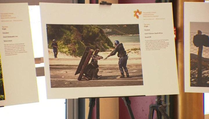 В ООН открылась выставка победителей фотоконкурса имени Андрея Стенина