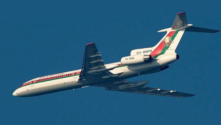 Бывший борт номер один: старый самолет Лукашенко можно купить