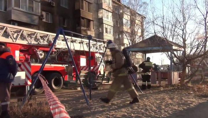 Взрыв газа в жилом доме в ЕАО: людей под завалами не осталось