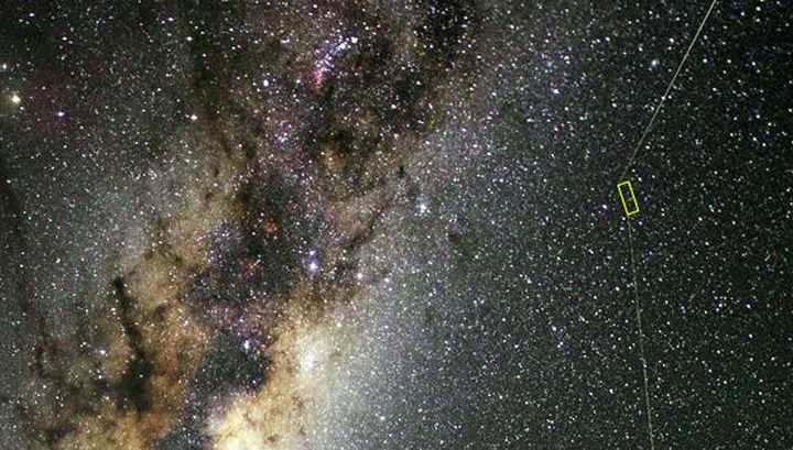 В отличие от остальных известных древнейших звёзд Галактики, система 2MASS J18082002-5104378 принадлежит, как и Солнце, к тонкому диску.