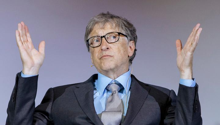 Билл Гейтс назвал лучшие книги года