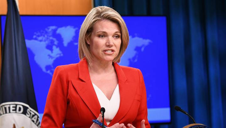 США будут действовать согласно закону, требующему введения новых антироссийских санкций