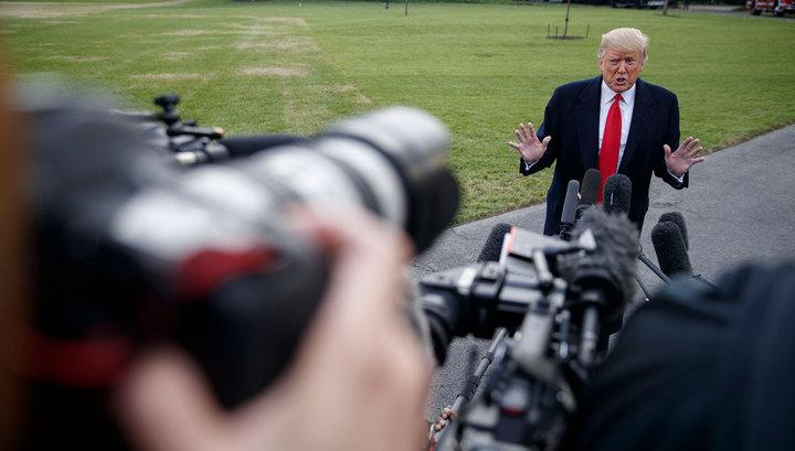 Трамп сделал заявления по Китаю и Северной Корее