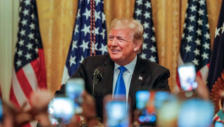 """""""Огромный успех"""": Дональд Трамп доволен выборами"""