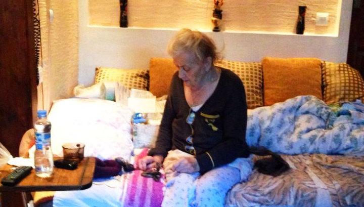 Умерла пенсионерка, сын которой жаловался на ампутацию