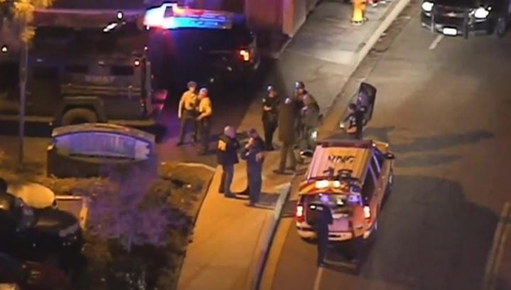 11 раненых при стрельбе в Калифорнии: стрелку пытался противостоять шериф