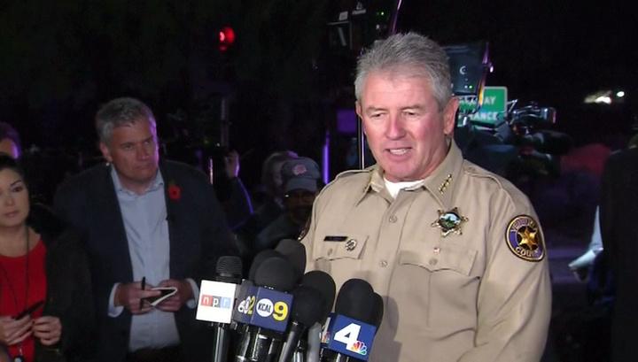 Полиция Калифорнии: Лонг застрелился, когда в баре появились патрульные