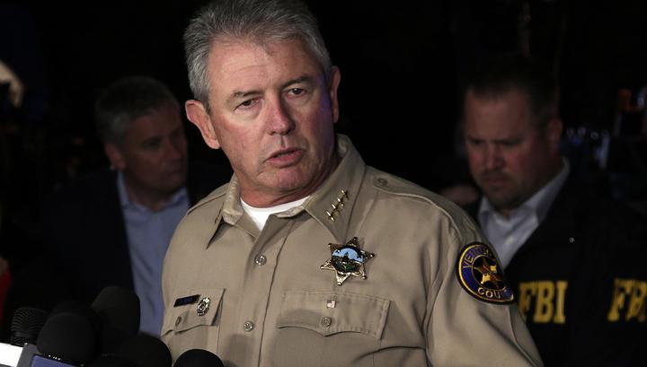 Калифорнийский стрелок проходил проверку на психическое здоровье