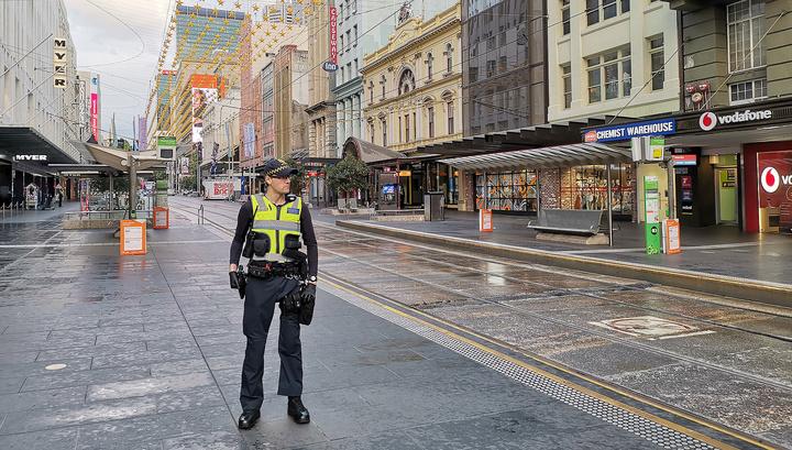 ИГ взяло на себя ответственность за нападение в Мельбурне