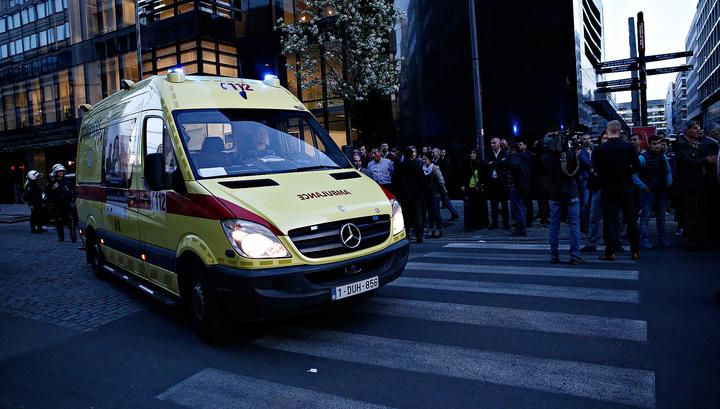 В Бельгии попал в аварию премьерский кортеж