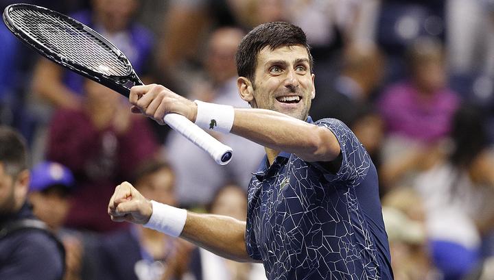 Новак Джокович признан теннисистом года по версии ATP