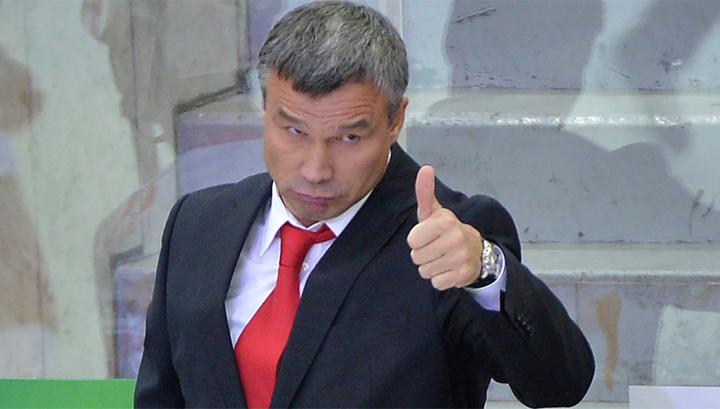 Тренера сборной Белоруссии Сидоренко прочат в клуб КХЛ
