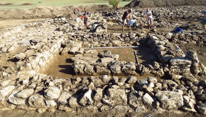 В Крыму нашли уникальное древнегреческое поселение