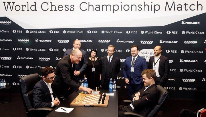 Карлсен и Каруана снова сыграли вничью
