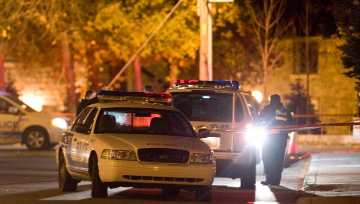 Неизвестный ранил из пистолета ребенка и мужчину в пригороде Монреаля