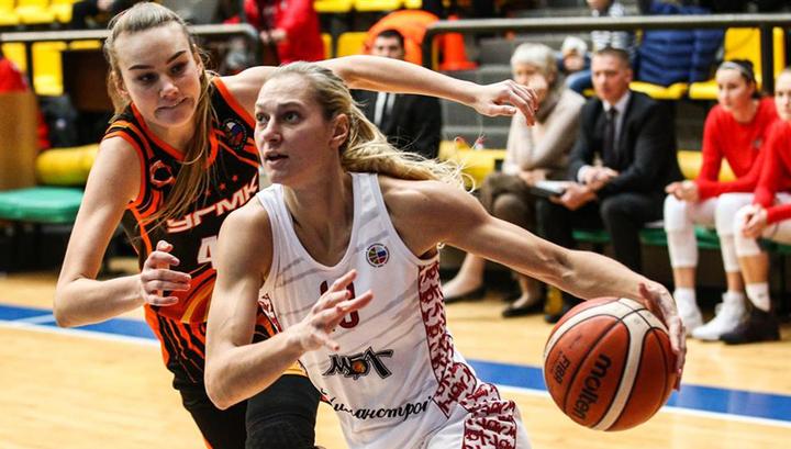 Баскетболистки УГМК завоевали Кубок России в девятый раз