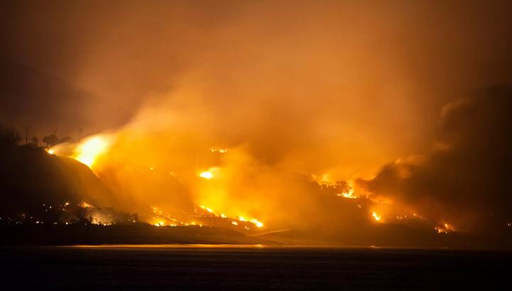 Число жертв пожаров в Калифорнии приблизилось к 50