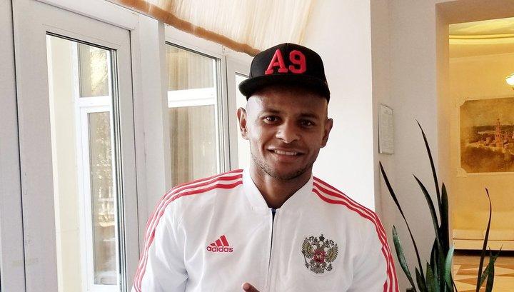 Ари выйдет в стартовом составе сборной России против немцев