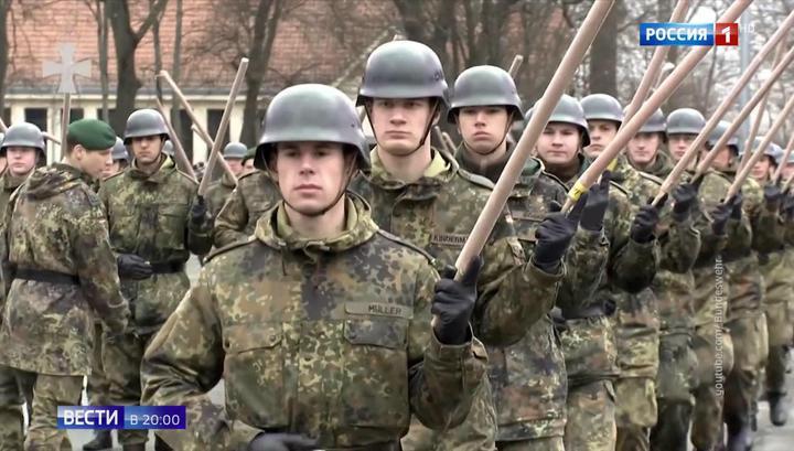 Полиция Германии раскрыла крупнейший заговор неонацистов