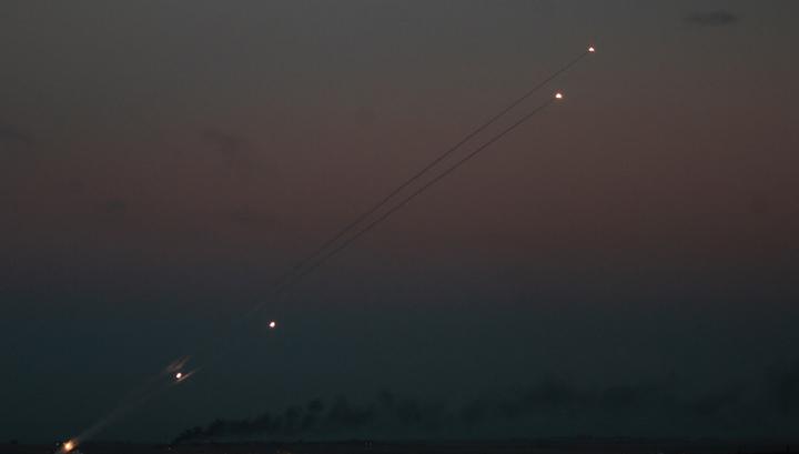 ПВО Сирии отразила израильскую ракетную атаку