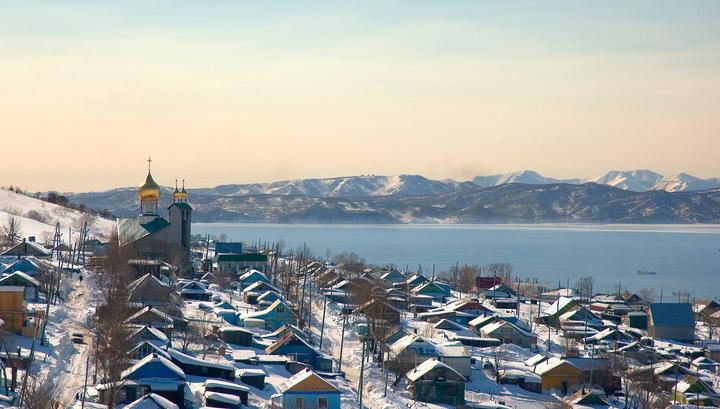 В Петропавловске-Камчатском школьники второй день пропускают уроки из-за непогоды