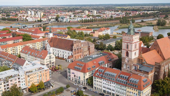 Во Франкфурте-на-Майне произошла утечка паров соляной кислоты