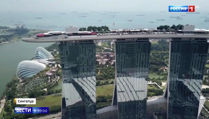 Теплый прием в Сингапуре: саммит Россия – АСЕАН собрал крупнейших игроков