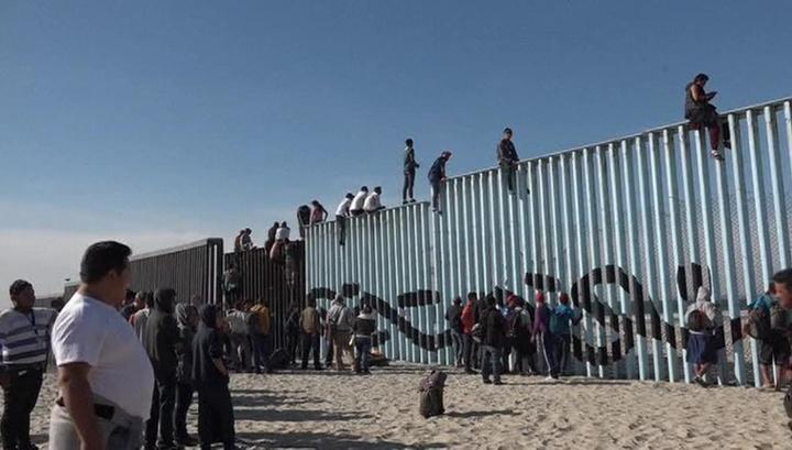 Пентагон защитит американскую мечту от мигрантов